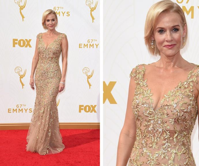 Penelope Ann Miller is a sequined delight.