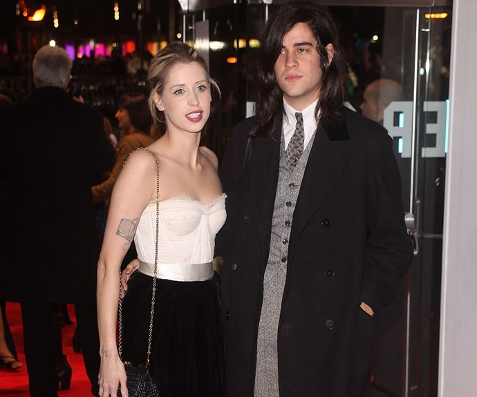Tragically Peaches Geldof died in April 2014 of a heroine over-dose - the same way her mother, Paula Yates died 14 years earlier. She left behind her doting husband Thomas Cohen and two boys Astala Dylan Willow and Phaedra Bloom Forever.