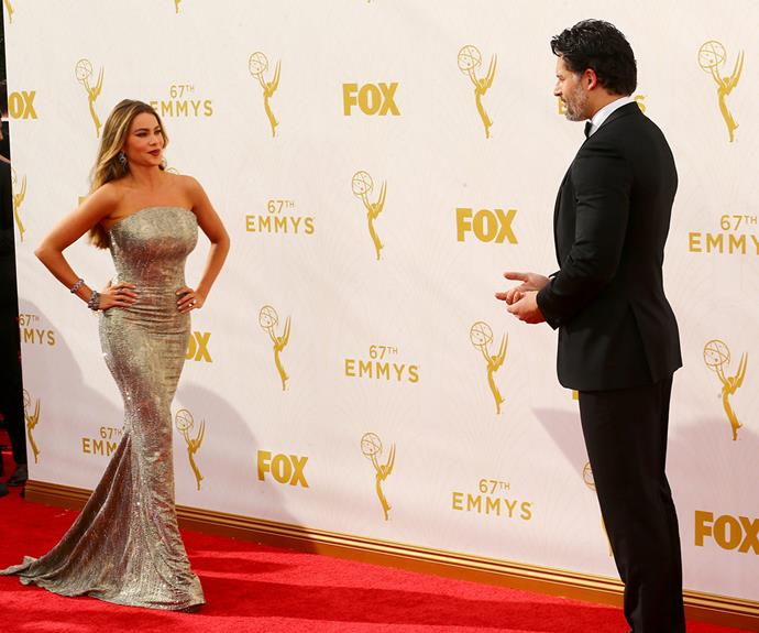 At last year's Emmys, Sofia Vergara and  Joe Manganiello looked absolutely smitten.