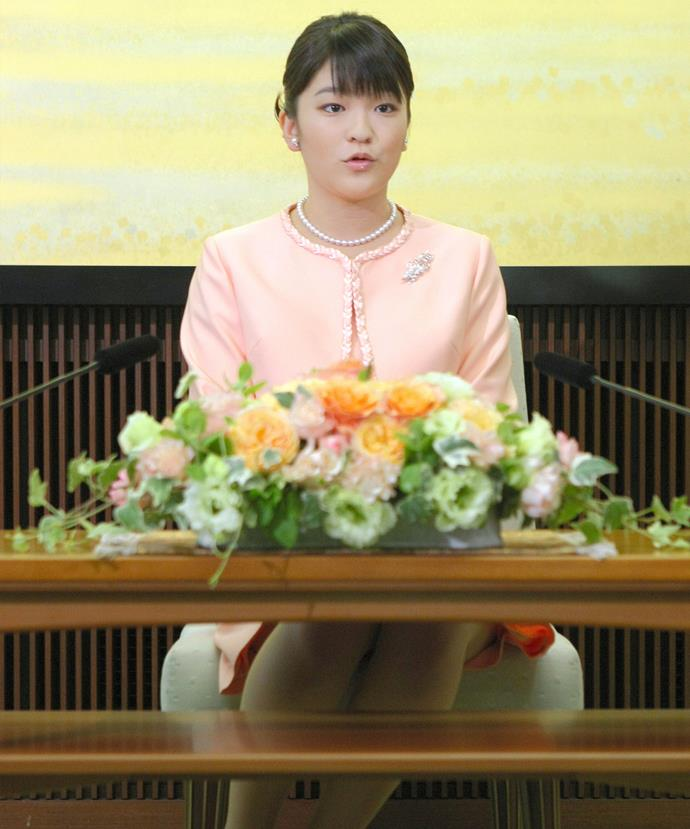 Much like the Duchess of Cambridge, Princess Mako's simple and elegant style is the envy of Japan!