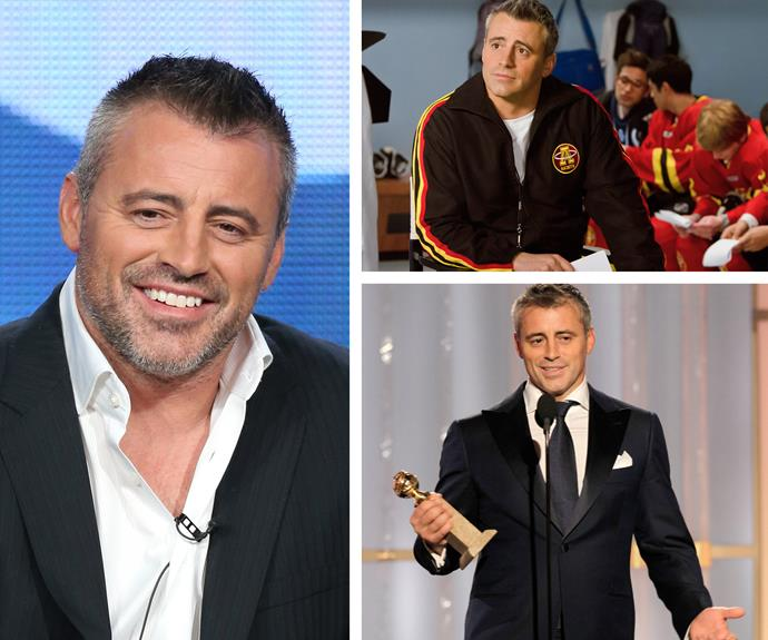 How you doin' Matt LeBlanc? Very well! The 48-year-old snagged his first *Golden Globe* for his show *Episodes* - where he plays a fictionalized version of himself. The show has just been renewed for a fourth season.