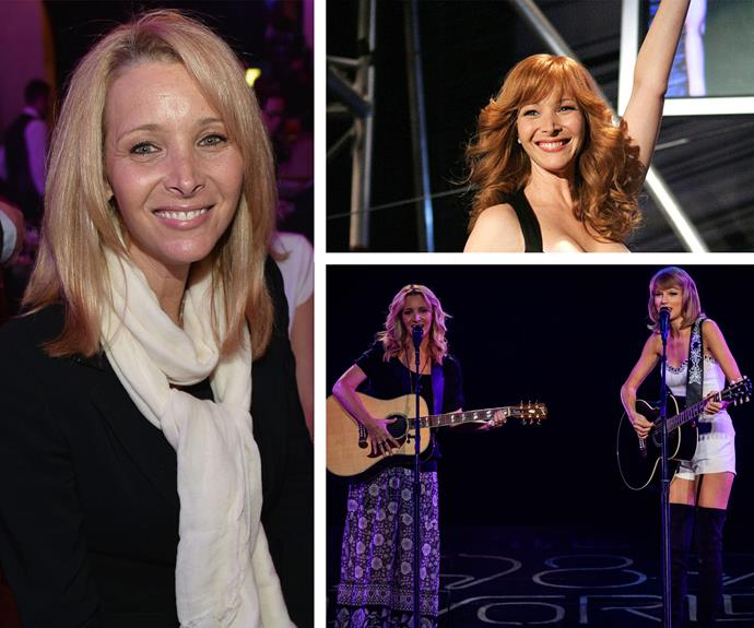 Lisa Kudrow, 52, has come a long way since her days as the the whimsical Phoebe. Making many appearances in some of our favourite flicks like *P.S I Love You* and *Easy A*, the actress now stars in the incredibly witty web-series-turned-Showtime-comedy *Web Therapy*. For fans of the funnylady, Lisa is in talks to bring back her series *The Comeback*. In her spare time, [Lisa sings *Smelly Cat* with Taylor Swift.](http://www.womansday.com.au/celebrity/hollywood-stars/taylor-swifts-star-studded-1989-world-tour-13518)