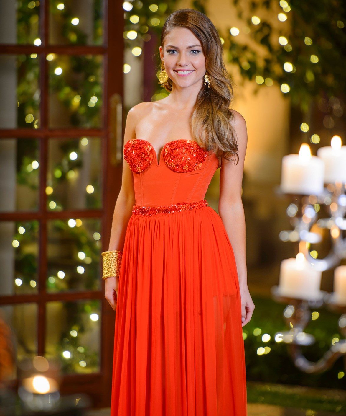 Sam Frost has continued to make headlines since appearing on *The Bachelor* in 2014.