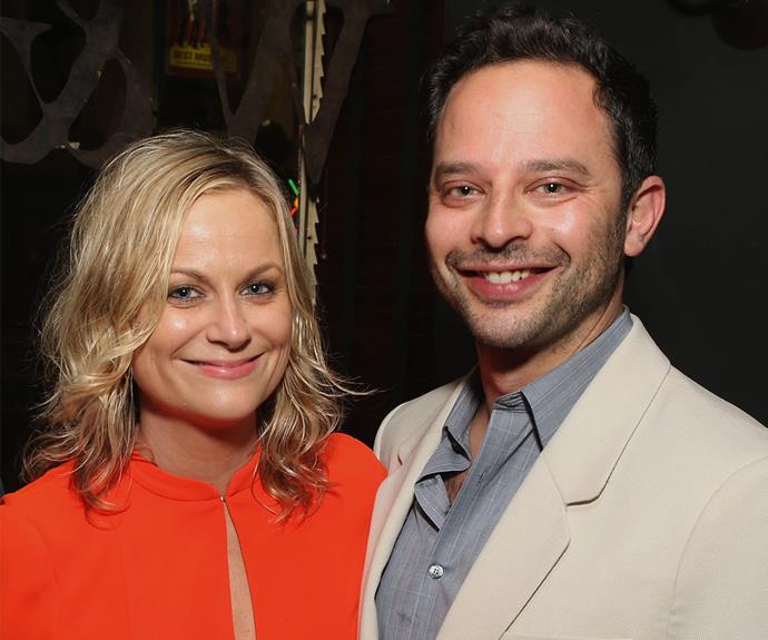 """After two years together, [actress Amy Poehler](http://www.womansday.com.au/entertainment/movies/the-full-trailer-for-tina-fey-and-amy-poehlers-sisters-is-here-13136) and actor Nick Kroll have called time on their relationship. """"Unfortunately, they just couldn't make the relationship work with their schedules,"""" a source told *US Weekly*. The *Brooklyn Nine-Nine* star was the first romance since Amy's divorce from Will Arnett, which was finalised in April last year."""