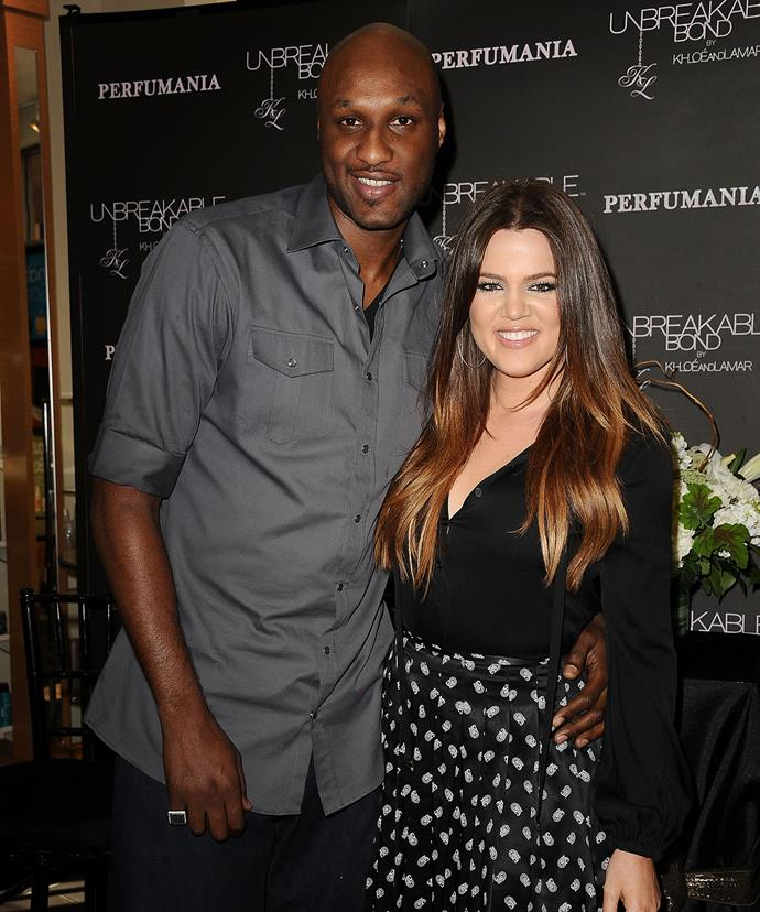 Khloe and Lamar officially signed their divorce papers in July this year.
