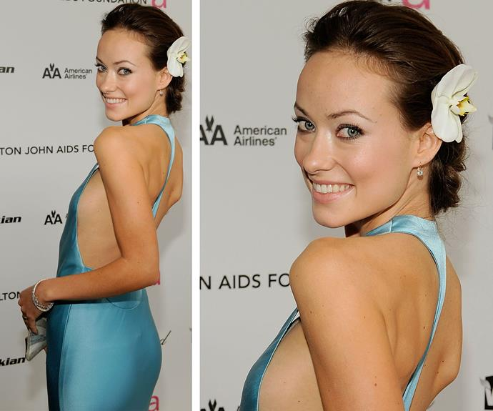 We're going wild over Olivia Wilde's simple outfit.