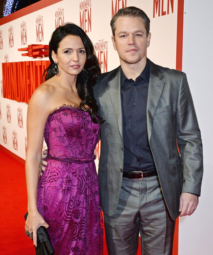 Luciana and Matt have been married since 2005.