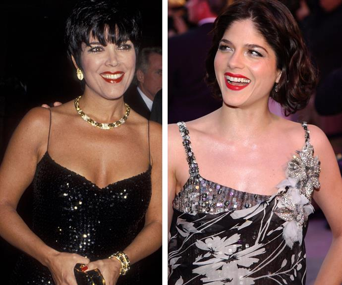 Selma is the perfect Kris Jenner!