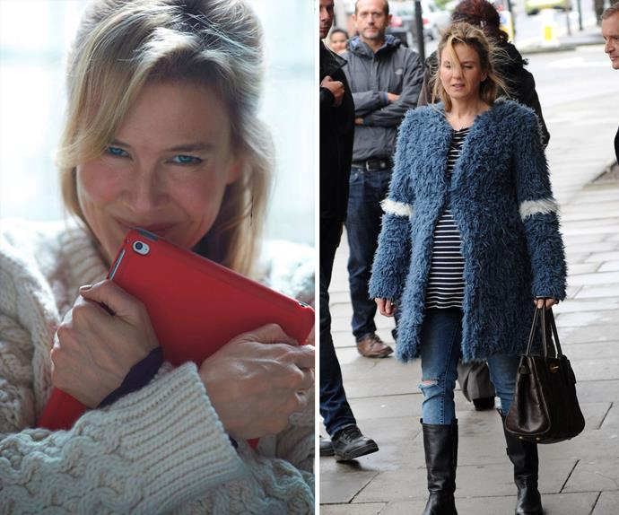 *Bridget's Jones's Baby* is set to be released next year and we cannot wait.
