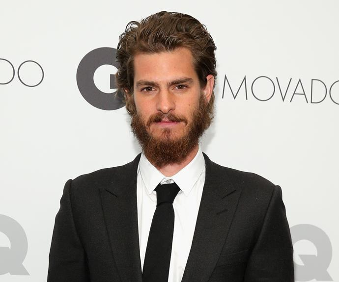 One tall macchiato, please! Andrew Garfield wasn't always swinging from buildings as Spiderman - he used to work at a Starbucks!