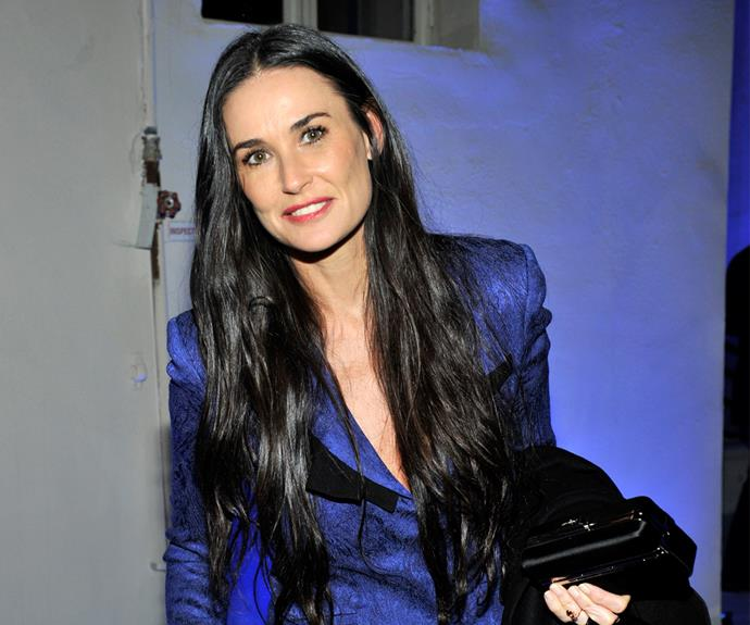 We knew she had a mean streak! Demi Moore paid the bills by working as a debt collector before she found fame - and we think she might have been pretty good at it, too! Who could say no to that face?