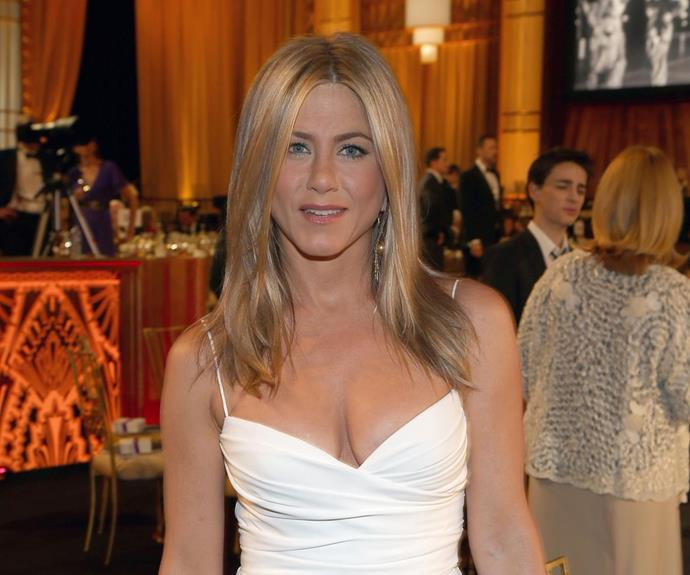 Jennifer Aniston could sell us anything! The actress started out as a telemarketer in LA.