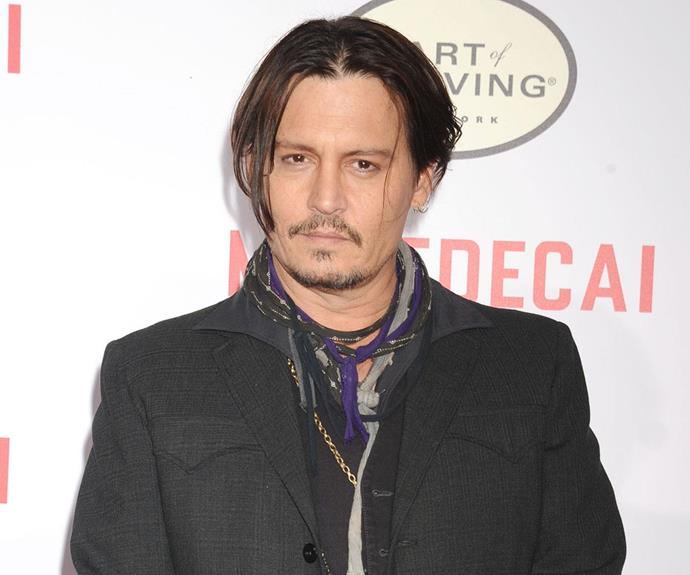Johnny Depp wasn't always swashbuckling on the high seas! He once made his mark selling pens and nick-knacks over the phone as a telemarketer.