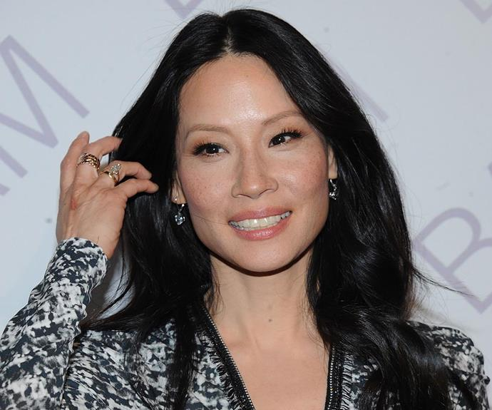 So that's how she keeps so fit! Lucy Liu started out as an aerobics teacher before becoming one of Charlie's Angels.