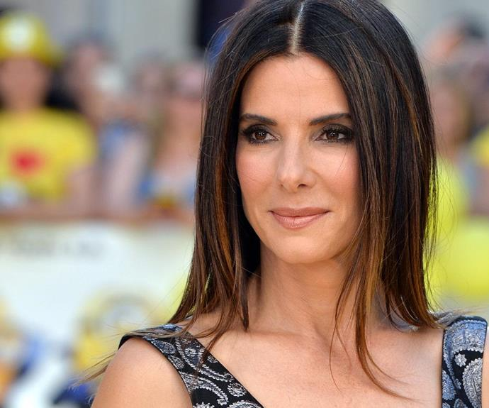 Before Sandra Bullock was an Oscar-winning actress, she waited tables in New York and checked coats.