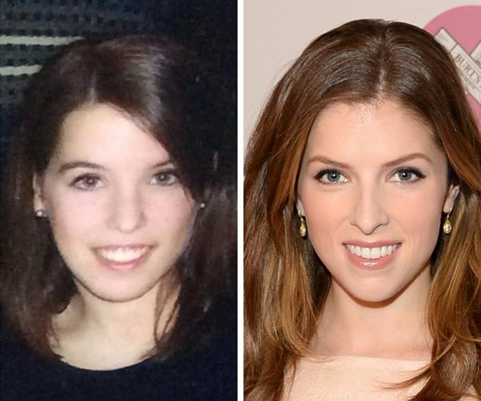 It's hard to tell which of these women is *Pitch Perfect* star Anna Kendrick.