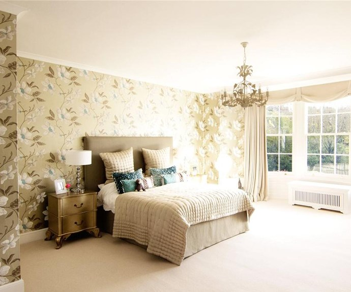 Each of the seven bedrooms comes with a complete ensuite.