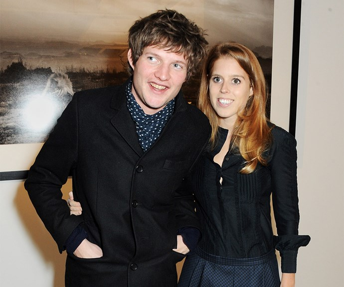 Nikolai is close friends with both Princess Beatrice and Princess Eugenie.