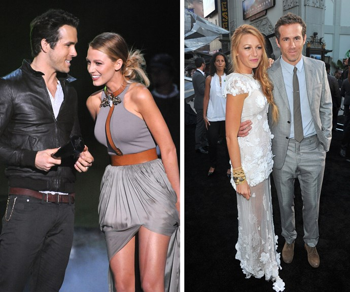 From their 2010 debut to now, Ryan Reynolds and Blake Lively have been melting our hearts.