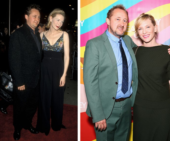 They've been married for almost two decades, so Cate Blanchett and Andrew Upton have seen their fair share of red-carpet trends.