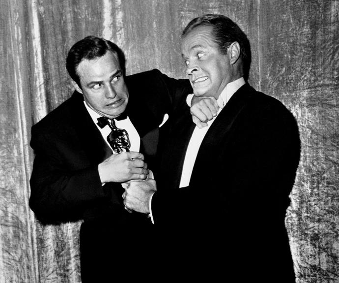 But that doesn't hold a candle to Bob Hope, who was asked to host a whopping 19 times! The actor was so beloved that the Oscars hosted an elaborate tribute to him after his death in 2003.