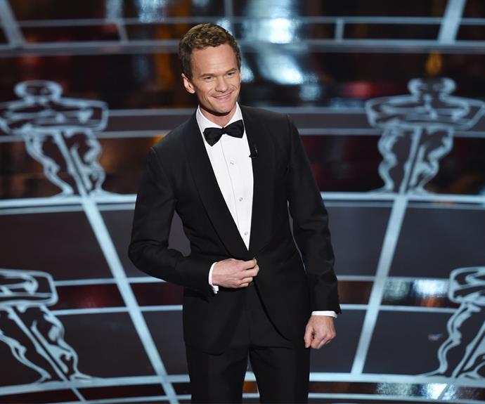 Chris will take over from actor and comedian, Neil Patrick Harris, who hosted this year's Academy Awards.