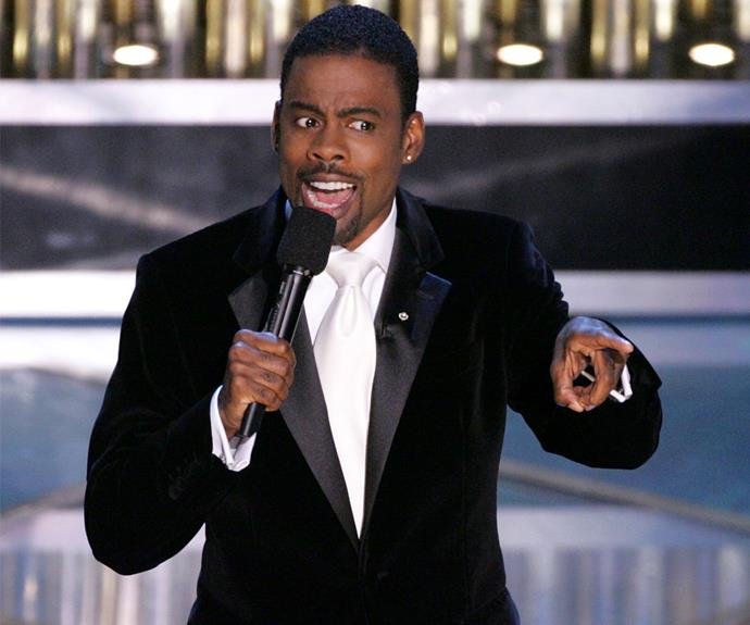 Chris Rock got the stars of Hollywood out of their seats in 2005, when he was chosen to host the Oscars that year. The comedian will reprise his role in 2016.