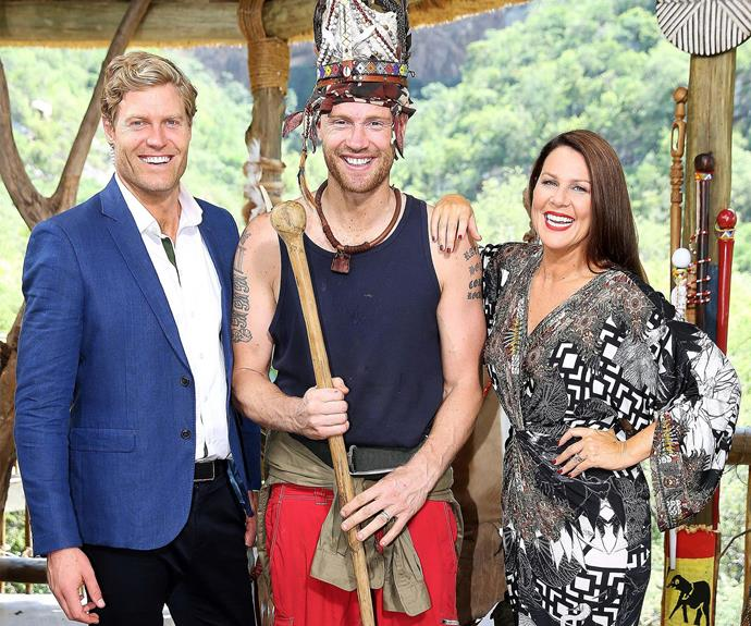 The 37-year-old vet will be making a welcome return to host the second season of [*I'm A Celebrity … Get Me Out Of Here!*](Facebook.com/ImACelebrityAU ), alongside the fabulous Julia Morris.