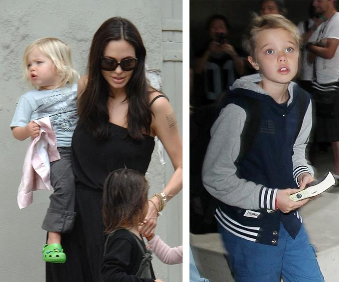 """""""Shiloh's hysterically funny, one of the goofiest, most playful people you'll meet,"""" proud mother Angelina Jolie told *Vanity Fair* in 2010."""