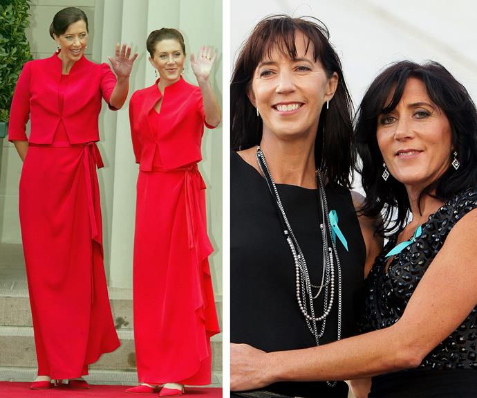 Princess Mary's sisters, Patricia Bailey and Jane Stephens were both bridesmaids at her 2004 wedding. The ladies still live in Tasmania.