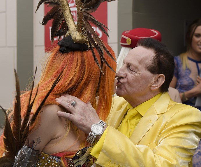 """While the marriage [has since fizzled out,](https://www.nowtolove.com.au/celebrity/celeb-news/the-blocks-suzi-taylor-denies-dating-geoffrey-edelsten-33081