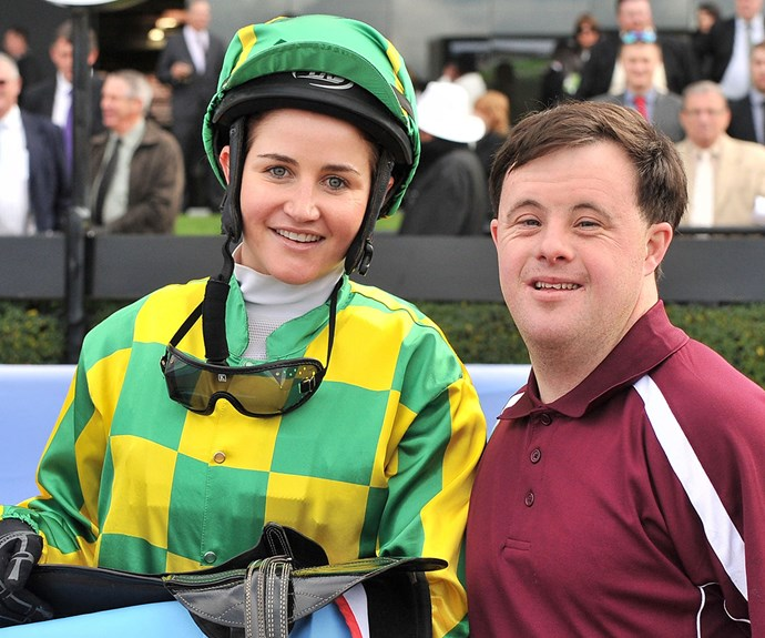 """And in a true family effort, her proud big brother Stevie was there every step of the way for the triumphant moment working as the horse's strapper. Last year year, she was stood down from the sport for four weeks after she tested positive for the drug Phentermine. """"The onus is 100 per cent with me … I regret not seeking more guidance, I wasn't thorough, and that is completely my fault. My sincere apologies to everyone,"""" she said in a statement."""