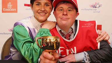 How Michelle Payne galloped straight into Australia's heart