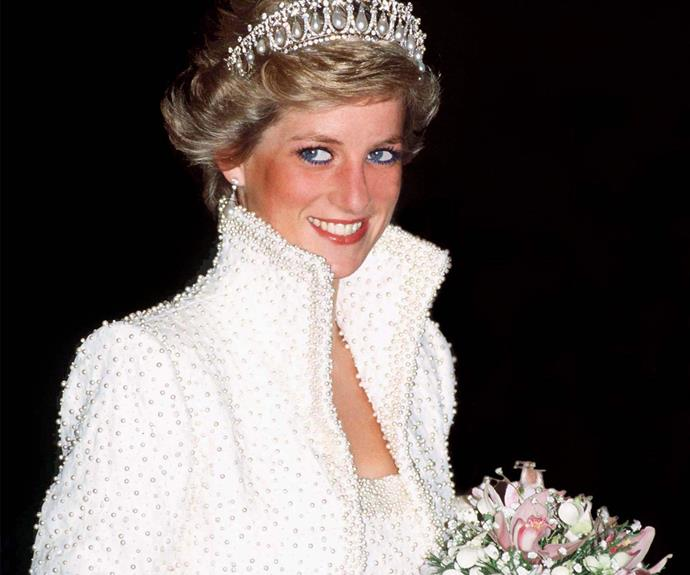 Princess Diana's favourite tiara was the Cambridge Lover's Knot. It was considered to be a favourite of Queen Mary too, who commissioned the precious item in 1913. It's believed to have been modelled off of a tiara owned by her grandmother, Princess Augusta of Hesse, the-then Duchess of Cambridge.