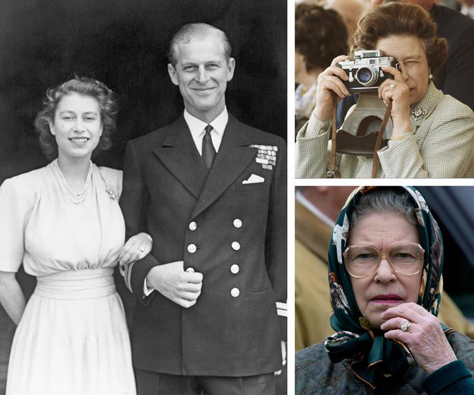For a woman who has over 1000 jewels, one of her most treasured is her engagement ring! While it is small compared to her collection, the ring has an impressive three-carat diamond solitaire. Prince Philip may account humour as the secret to a good marriage, but the Duke knows how to woo. The diamonds in the ring were taken from a tiara owned by his mother, Princess Alice.