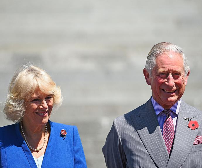 [The married-couple-of-ten-years](http://www.womansday.com.au/royals/british-royal-family/prince-charles-and-camilla-celebrate-10-years-of-marriage-12106) could barely contain their grins as they enjoyed the New Zealand sun.