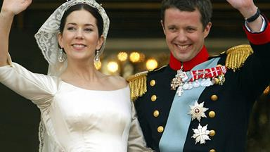 Princess Mary and Prince Fred's copper wedding anniversary
