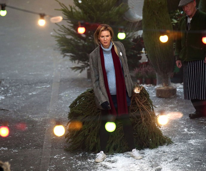 Looks like Christmas will be have a special part to play in the new film too.
