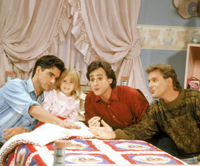 The actor famously played Danny Tanner on the hit sitcom, *Full House*, where Ashley, now 29, was one of two child actresses who played his beloved daughter, Michelle Tanner (Ashley's twin sister Mary-Kate also played the role).
