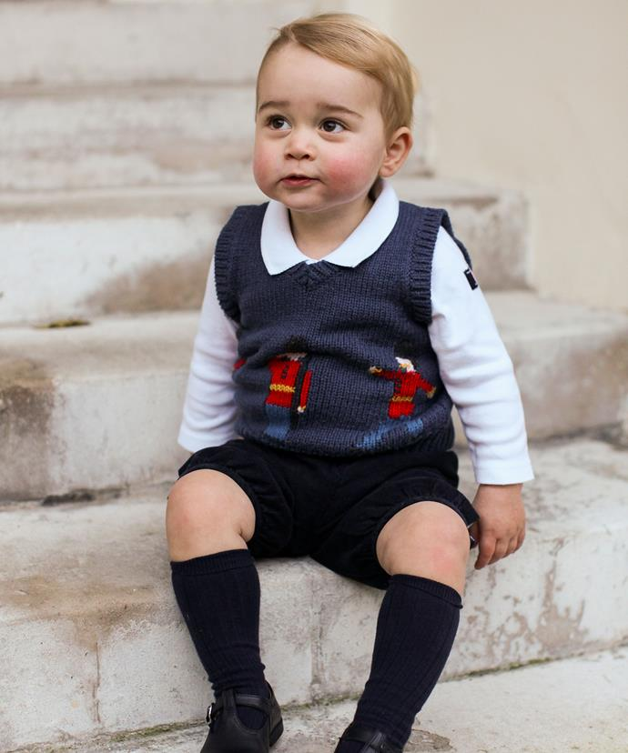 Who could forget Prince George's gorgeous Christmas portraits last year? We can't wait to see both royal children this year.