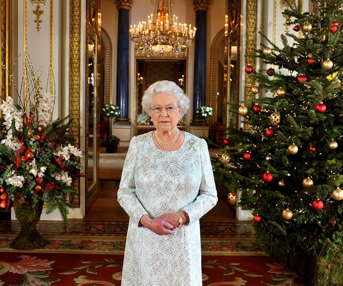 It's not Christmas until The Queen has given her annual speech, recapping the year that was! **WATCH: The Queen's 2015 speech in the next slide. Gallery continues after the video...**