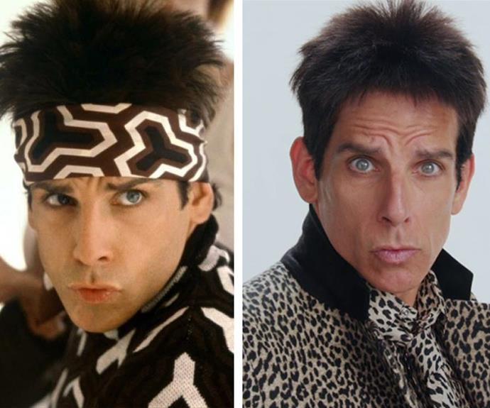 Can you believe we last saw Derek Zoolander in 2001? He still knows how to nail that *Blue Steel*!