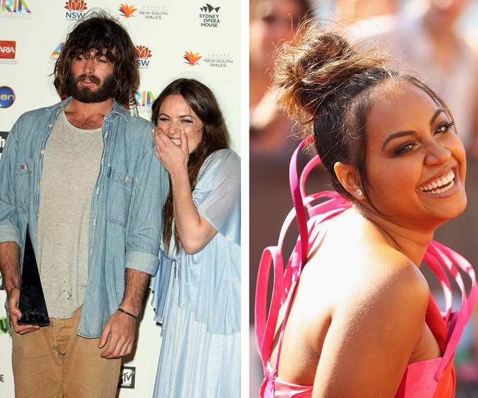 "Don't speak: 2010 was the year of ARIA Kattastrophe. Politician, Bob Katter literally couldn't say the word ARIA, [Jessica Mauboy](https://www.nowtolove.com.au/celebrity/celeb-news/jessica-mauboy-on-the-secret-daughter-kiss-james-sweeny-42561|target=""_blank"") couldn't say the word debut and winner of five awards, Angus and Julia Stone, had nothing to say and decided to thank their cat and dog."