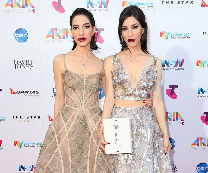Ladies and gentlemen, The Veronicas are in the house!