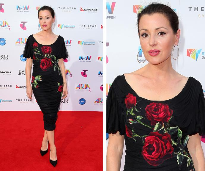 It's set to be a big night for Tina Arena as she prepares to be inducted into the ARIA Hall of Fame.