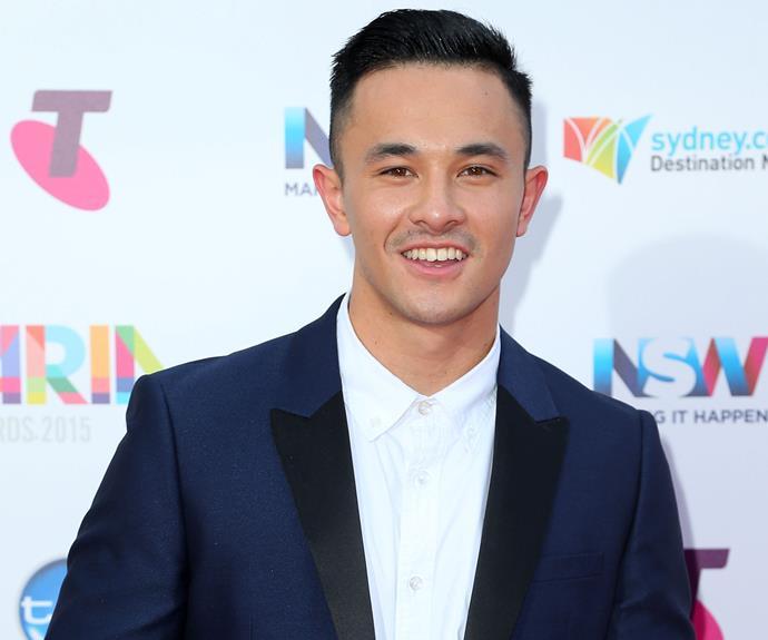 The big smile was still plastered across Cyrus Villanueva's face following his recent *X Factor* win.
