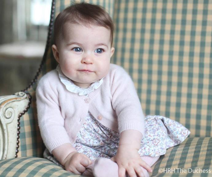 Surprising the world, the British Royal Family released a set of stunning new portraits of Princess Charlotte, just six months after welcoming her.