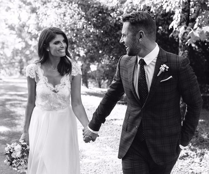 Introducing Mr & Mrs Macpherson!