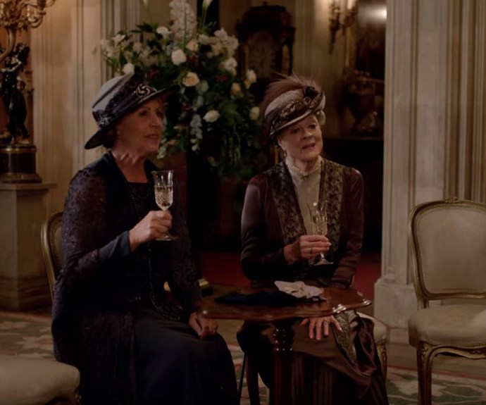 What will come of unlikely besties Isobel Crawley and Dowager Countess Violet?