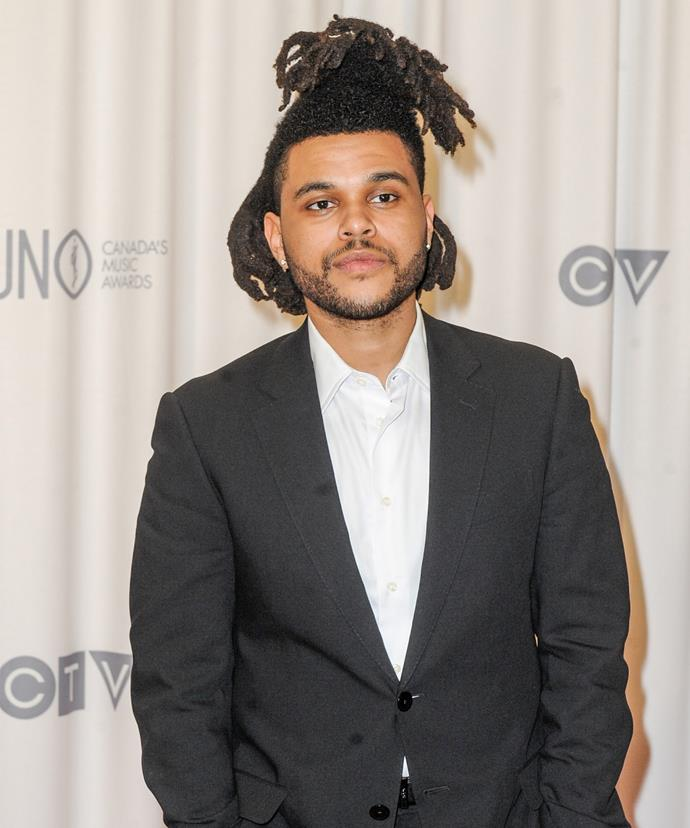 The Weeknd raked in seven nominations.